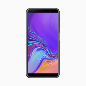 Samsung - Galaxy A7- Black