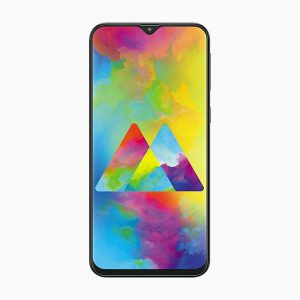 Samsung - Galaxy M20 - Black